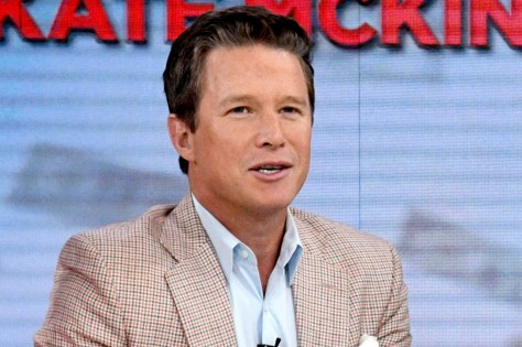 Campaign 2016 TV Billy Bush